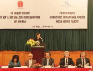 Phiên họp lần thứ XIV của Hội đồng thẩm định Đề xuất quy hoạch phát triển tổ chức hành nghề công chứng của các tỉnh, thành phố trực thuộc Trung ương