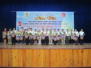 """Sở Tư pháp Thành phố Đà Nẵng tổ chức thành công hội thi """"kỹ năng, nghiệp vụ công chứng"""" năm 2012"""