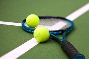 Tài trợ giải Tennis giao lưu Bộ Tư Pháp và Bộ Xây Dựng