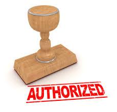 Thủ tục công chứng ủy quyền - giấy ủy quyền